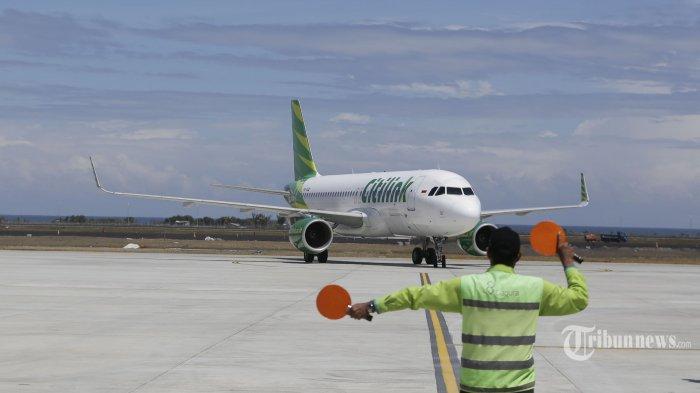 Penumpang Citilink Kedapatan Tidak Menggunakan Masker di Kabin Pesawat