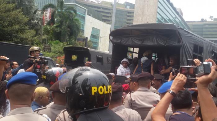 LBH Jakarta Kecam Pembubaran Paksa Unjuk Rasa Warga Papua oleh Polisi