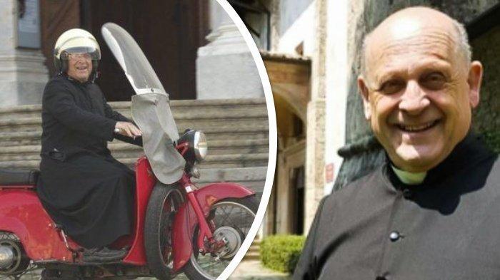 Serahkan Ventilator pada Pasien Muda, Pendeta di Italia Meninggal Akibat Corona