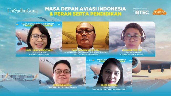 Kolaborasi UniSadhuGuna dan Flybest Academy Hadirkan Konsep Baru Pendidikan Pilot di Indonesia