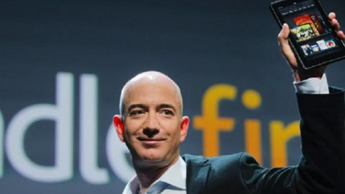 Pendiri Amazon Inc, Jeff Bezos