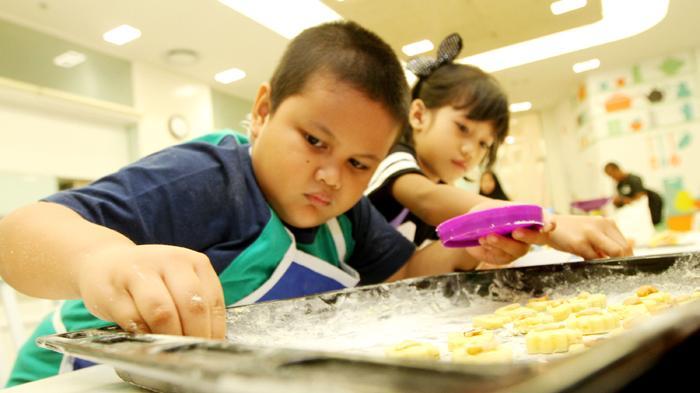 Beradu Racikan Kuliner Asia