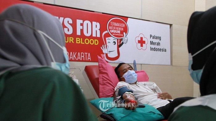 Donor Plasma Konvalesen Boleh Dilakukan Dua Kali dalam Satu Bulan