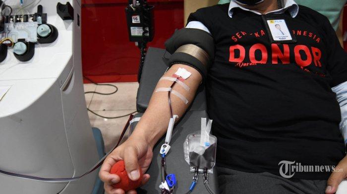 Donor Plasma Konvalesen Seorang Penyintas Covid-19, Bisa Bantu 4 Pasien Terjangkit Virus Corona