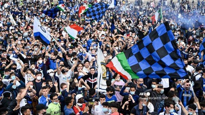 5 Momen Kunci Pelontar Inter Milan ke Gelar Juara Liga Italia, Berkah Tersingkir dari Liga Champions