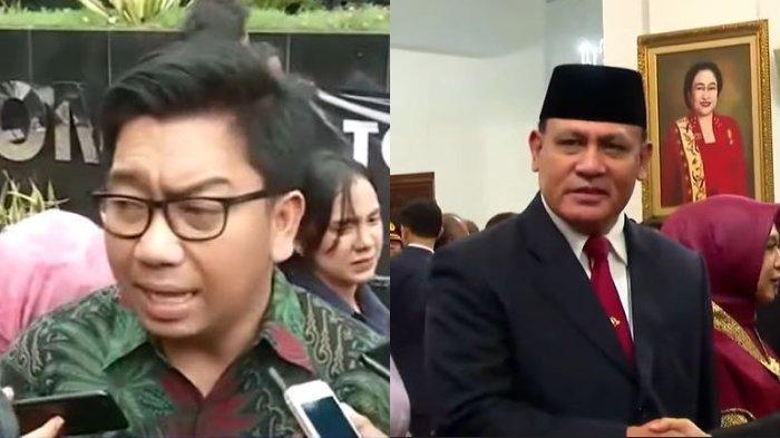 Peneliti ICW, Kurnia Ramadhana tidak setuju dengan Pimpinan KPK yang baru.