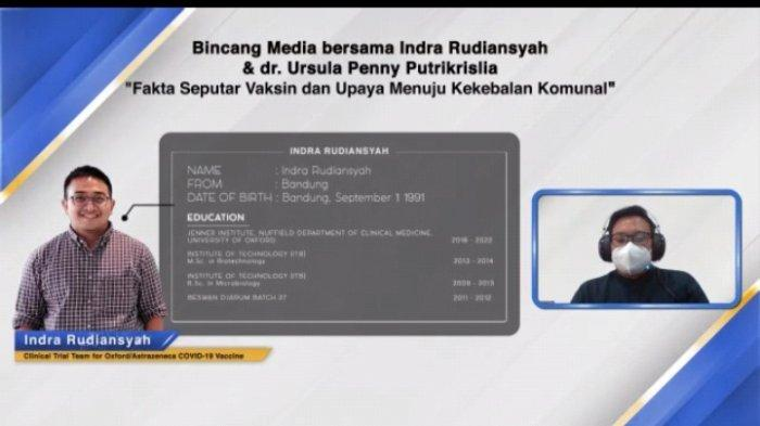 Peneliti Oxford Asal Indonesia Bantah Kabar Hoaks Adanya Microchip Dalam Vaksin Covid-19