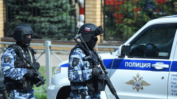 Ada Penembakan Massal di Kazan Rusia, Presiden Putin Perintahkan Tinjau Aturan Senjata Pribadi