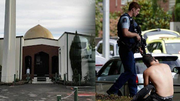 5 Fakta Tragedi Penembakan Jamaah Salat Jumat di Selandia Baru, Bawa Magazin Sampai Diikat ke Kaki