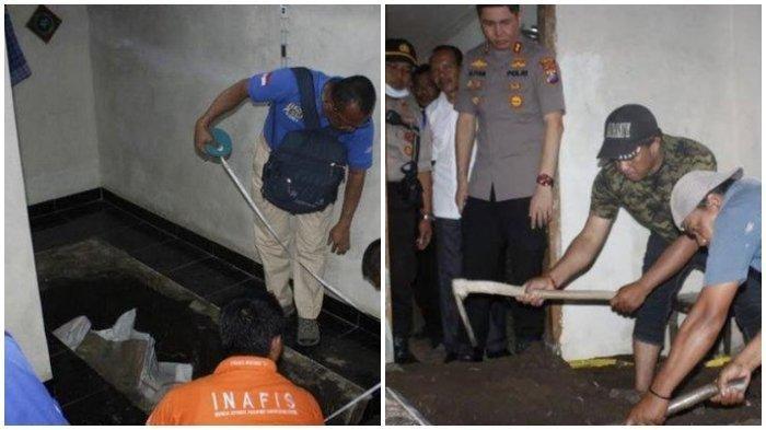 Cerita Lengkap Mayat Pria Dicor di Bawah Musala, Ada Linggis & Pisau, Pelapor Minta Perlindungan