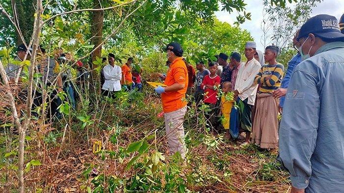 Warga Kubu Raya Kalimantan Barat Geger Temukan Kerangka Manusia di Semak Belukar