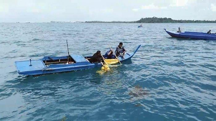 Mayat Tanpa Kepala Mengapung di Laut Bintan, Warga Heboh Beramai-ramai Menonton
