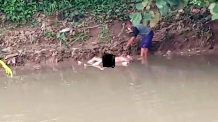 Sesosok Mayat Ditemukan Mengambang di Sungai Belumai, Tanpa Busana dan Mulai Membusuk