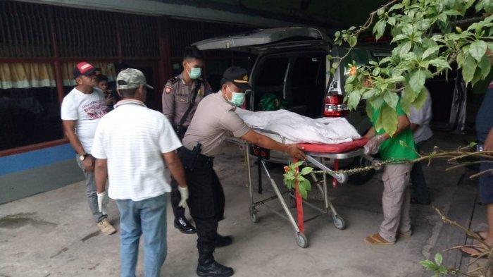 Jenazah bernama Triwahyuni ditemukan tidak bernyawa di hotel Pinang Jl.Abd.Muis Desa Sangatta Utara Kecamatan Sangatta Utara, Rabu (16/10/2019) sore. Korban diduga meninggal karena sakit.