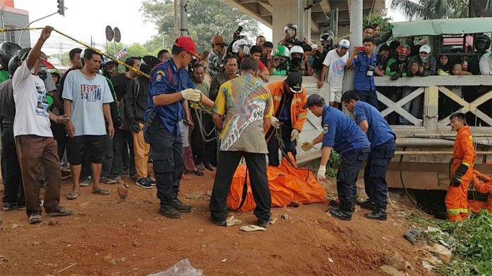 Polisi Ungkap Tak Ada Tanda Kekerasan di Sekujur Tubuh Mayat Pria Tanpa Identitas di Kalimalang