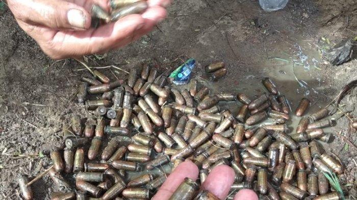 Dandim 0505 Jaktim Pastikan Ratusan Peluru yang Ditemukan di Kanal Banjir Timur Bukan Milik TNI AD