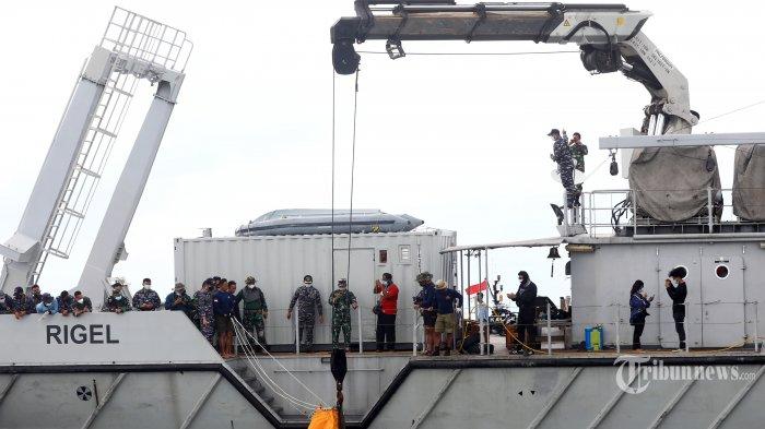 Polri Meminta Bantuan Nelayan Ikut Proses Pencarian Korban Sriwijaya Air SJ-182