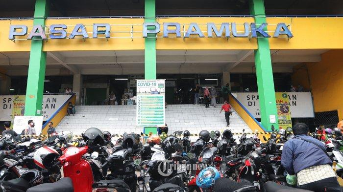 DPRD DKI Ingatkan Pemprov Soal Potensi Penyebaran Covid-19 di Pasar
