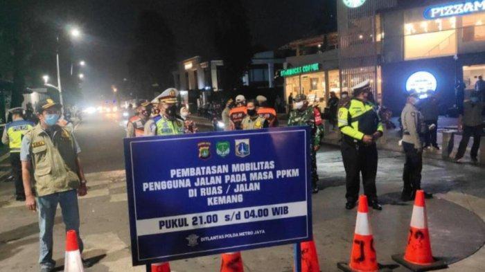 Tak Hanya di 10 Titik, Polda Metro Jaya akan Terapkan Pengetatan Mobilitas Warga di Kawasan Lain