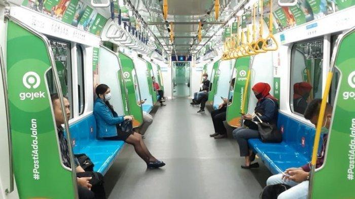 Mulai 29 Agustus 2020, Jarak Keberangkatan MRT Pada Akhir Pekan dan Hari Libur Berubah