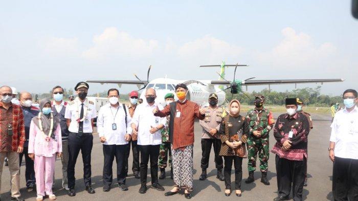 Okupansi Penumpang dari Bandara Halim Tujuan Purbalingga Mencapai 70 Persen