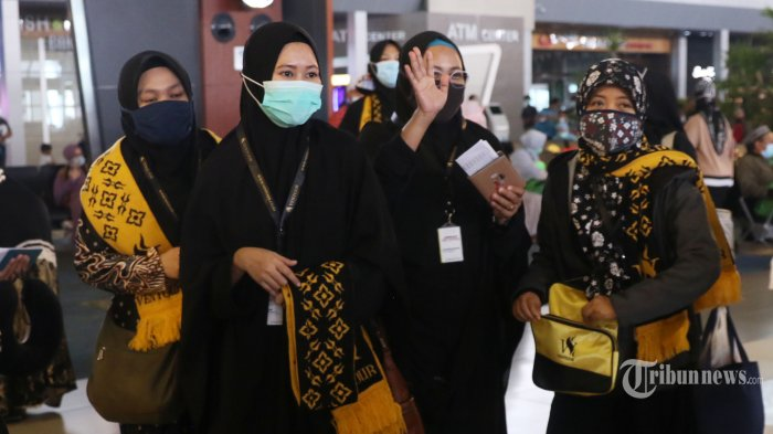 Arab Saudi Hentikan Sementara Visa Umrah Indonesia Usai 13 Jemaah Positif Covid-19