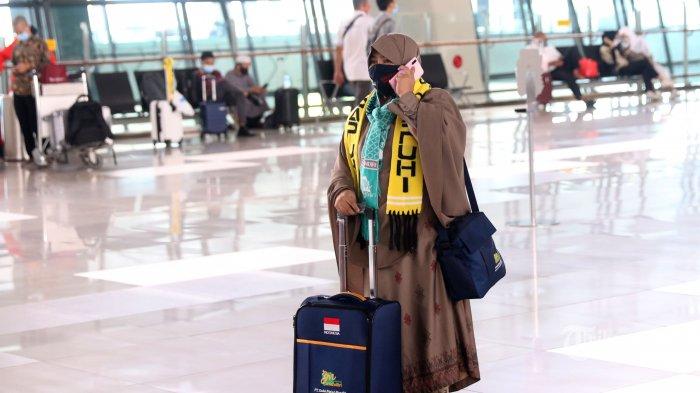 Visa untuk Jemaah Umrah Terbit, Kloter Empat Indonesia Bersiap Berangkat