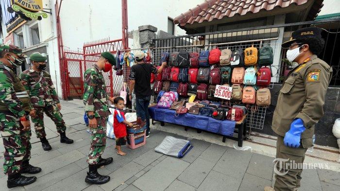 Sebanyak 210 dari 1.271 Perusahaan yang Langgar PSBB di DKI Jakarta Ditutup Paksa