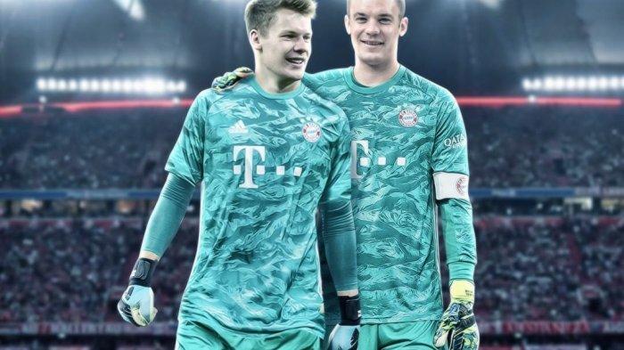 Bayern Muenchen Resmi Datangkan Alexander Nubel, Diproyeksikan Jadi Penerus Manuel Neuer
