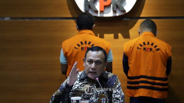 Firli Bahuri Ungkap Sudah 2 Penyidik asal Polri yang Ditindak KPK di Masa Kepemimpinannya