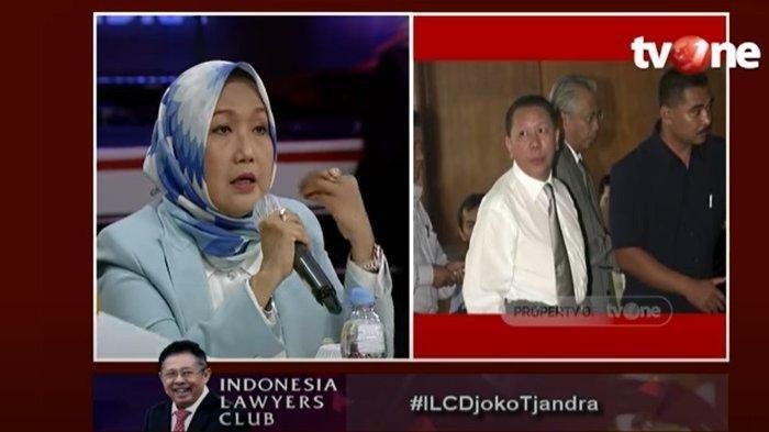 Sosok Anita Kolopaking Pengacara Djoko Tjandra yang Kini Tersangka, Doktor & Pernah Jadi Manajer
