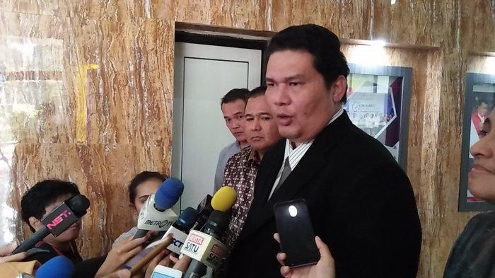 Roy Suryo Tidak Ikut Pertemuan dengan Pihak Kemenpora, Pengacara: Ia Tak Dapat Tiket