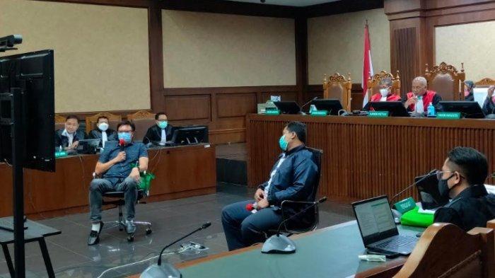 Kuasa Hukum Nurhadi Tegaskan Isi Chat Whatsapp Hengky Soenjoto Tak Berkaitan dengan Dakwaan Jaksa