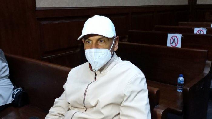 Dinyatakan Bersalah dalam Kasus Korupsi, Mark Sungkar: Saya Tak Menerima Sepeser Pun