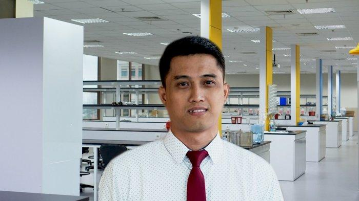 Pengajar Fakultas Bioinformatika David Agustriawan