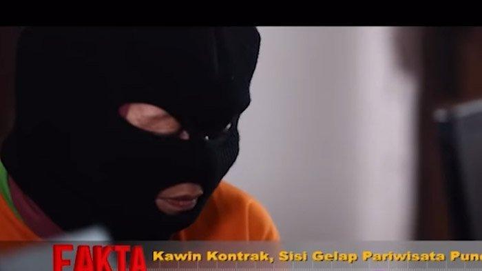 Pengakuan mucikari kawin kontrak di Puncak, Jawa Barat.