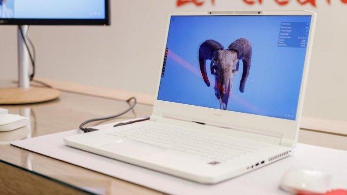 Acer Kenalkan Inovasi Teknologi Stereoscopic 3D hingga Laptop Ramah Lingkungan