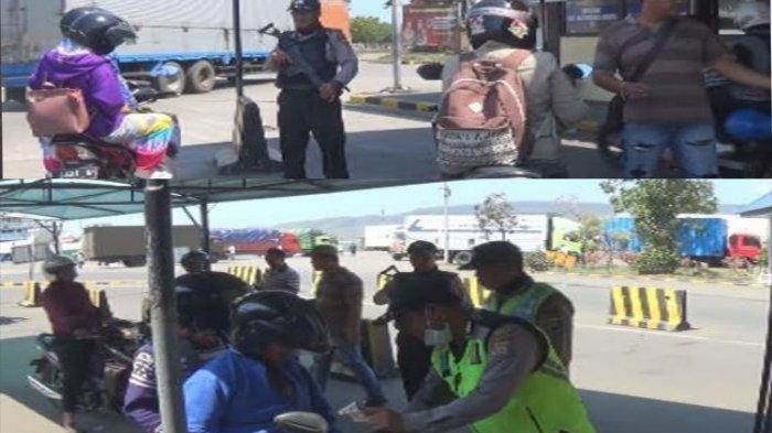 Persempit Gerakan Teroris, Polisi Bersenjata Laras Panjang Siaga 24 Jam di Gilimanuk