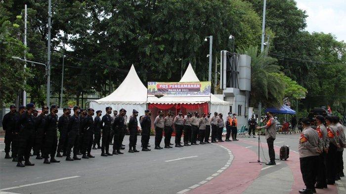 Polisi Jamin Keamanan Tri Hari Suci, Gereja Katedral Jakarta Minta Jemaat Tetap Tenang Beribadat