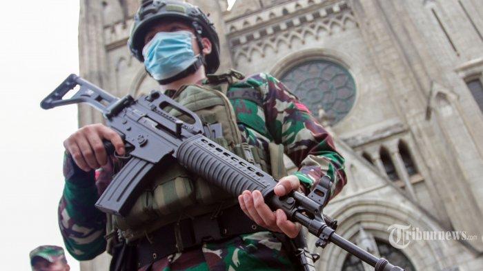 Humas Keuskupan Agung Katedral Jakarta Apresiasi Kinerja TNI-Polri Jaga Keamanan Selama Paskah
