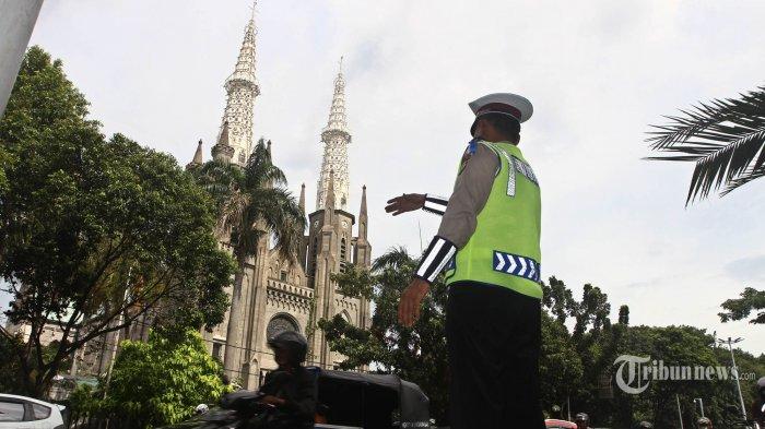 250 Personel Gabungan Dikerahkan untuk Pengamanan Natal di Kelapa Gading