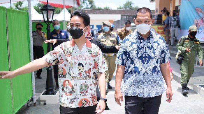 Aksi Blusukan Pertama Gibran setelah Resmi Dilantik Jadi Wali Kota Solo