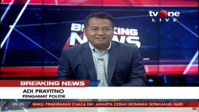 Pengamat Politik, Adi Prayitno