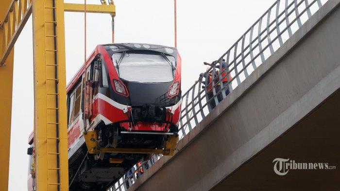 Ada Subsidi, Tarif LRT Jabodebek Dipatok Rp 12.000