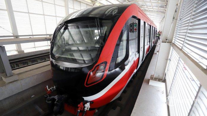 Tarif Naik LRT di Jabodebek Ditetapkan Rp 12.000 untuk Semua Jurusan