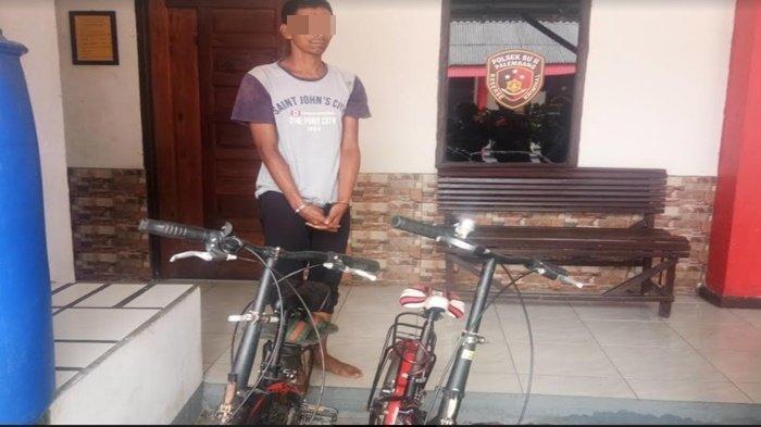Istri Ingin Punya Sepeda, Pria Ini Nekat Mencuri: Baru Sebulan Menikah Saya Malah Masuk Penjara