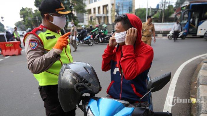 Tips untuk Pemotor dalam Menggunakan Masker saat Berkendara
