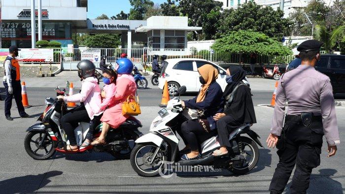 Perketat PSBB, 14 Ruas Jalan di Jakarta Selatan Ditutup, Berikut Rinciannya