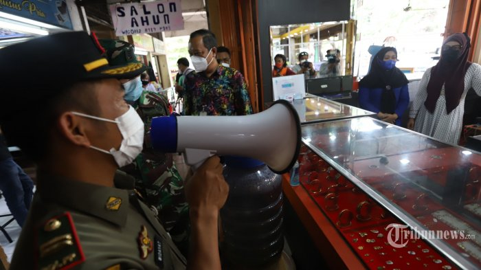 Simak Aturan Lengkap PPKM Jawa Bali Level 3, Berlaku Mulai 13 September 2021