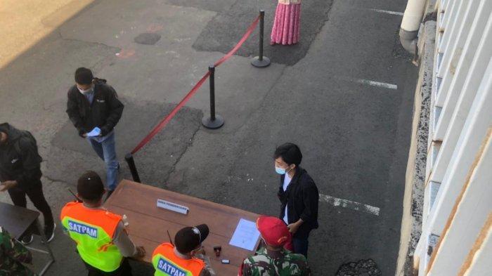 Tidak Kantongi STRP, Calon Penumpang KRL Dilarang Melanjutkan Perjalanan